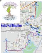 Full and half Marathon